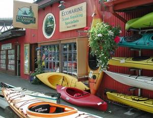 Ecomarine Store Granville Island