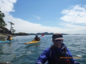 Kayaking Twin then Gulf Islds with SKABC trip May_13 017