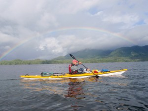 Safety when Kayaking