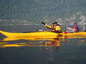 Howe Sound Day Paddle