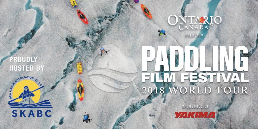Paddling Film Festival - 2018 World Tour